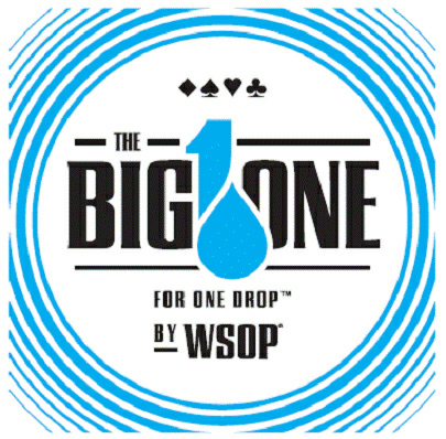 WSOP BIG ONE for ONE DROP 1 million tournament