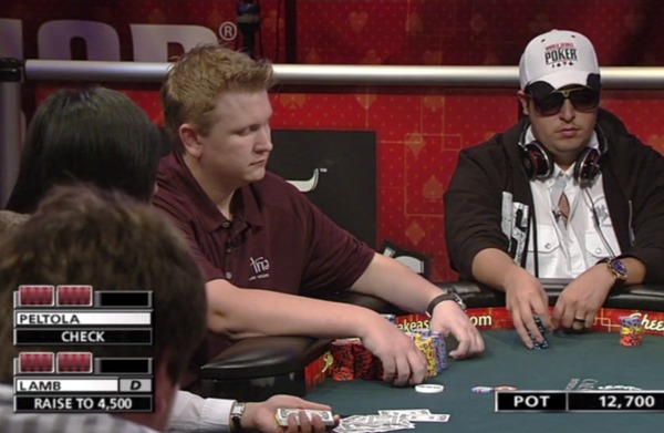 ben lamb wsop 2011 main event winner