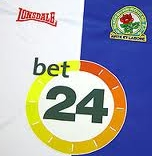 bet24 sponsor blackburn rovers
