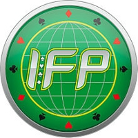 International Federation of Poker ifp logo