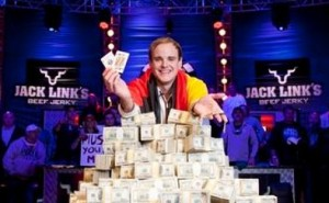 poker tournaments top earners list