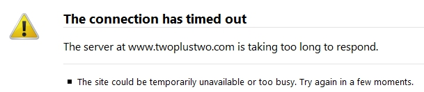 twoplustwo 2+2 poker forum down closed hacked