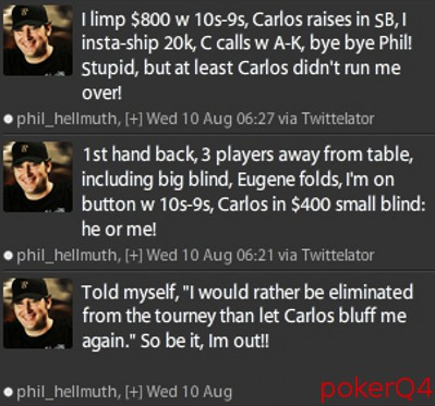 Player metrics Phil Hellmuth Epic League poker pride and fall