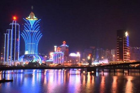 Poker King Club Macau location - The Vegas of the East!