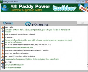 poker bots scandal ipoker network proof paddy power william hill ipoker