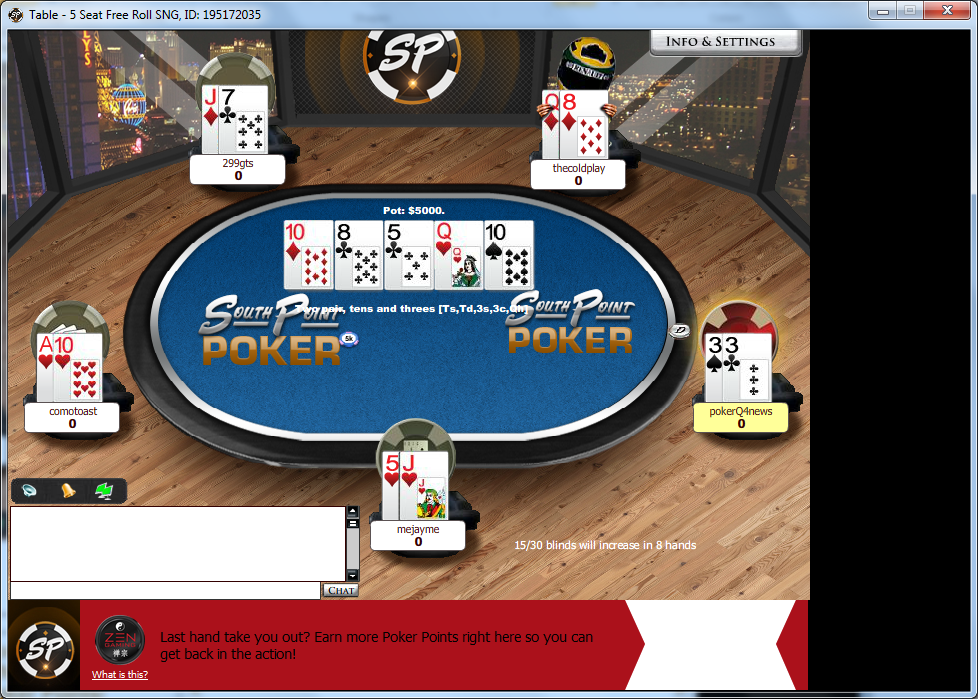 how to play poker online for real money