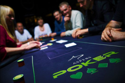 aspers casino london super poker room tournaments cash games