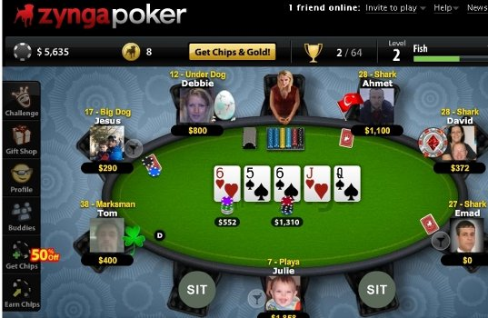 free poker games texas holdem no limit zynga