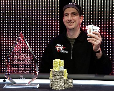 poker super high roller tournaments aussie millions eric seidel winner